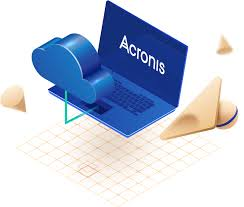 Acronis Data Backup storage